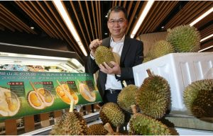 How China's soaring appetite for Malaysian durians is causing a spike in demand in Hong Kong 2017-12-03